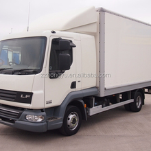 new product Dongfeng freezer box refrigerator truck