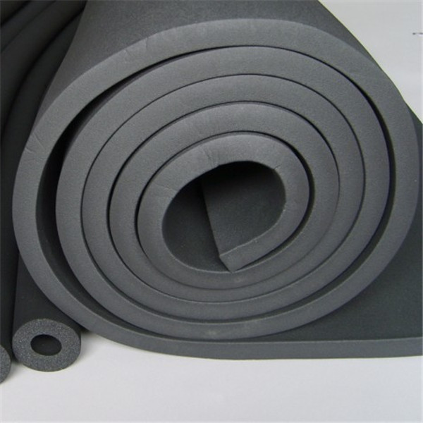 Short delivery, good quality, black rubber foam NBR/PVC materials in China