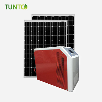 Complete off grid tie solar system for home power stations industrial and commercial applications