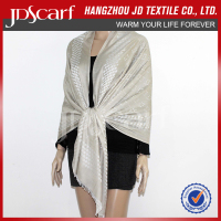 Special offer new fashioned luxury very soft hand made crochet shawl