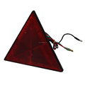 T103 Red Truck LED light triangular LED tail light
