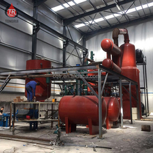 Small vacuum distillation used engine oil recycling purifier