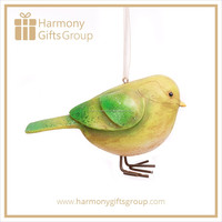 Small Garden Decorative Bird Polyresin products