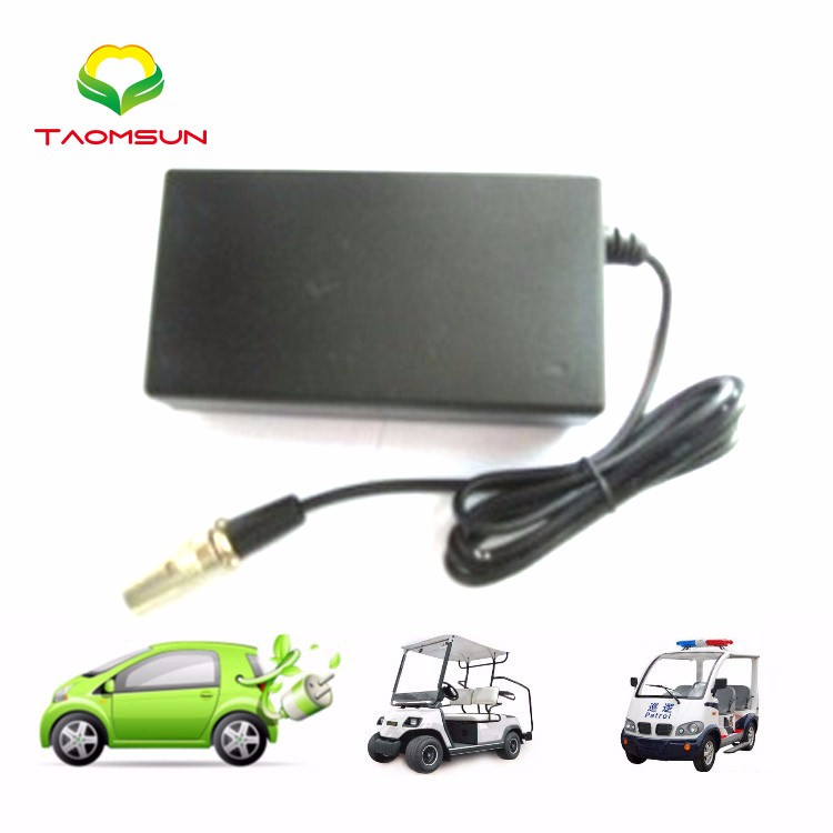 Battery Charger TMS-100W007 Electric Car Charger 74W 7S, EV Charger 25.2V