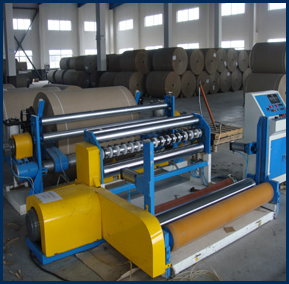 Automatic Paper Edge Guard Making Machine