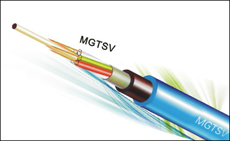 Used for Mine MGTSV Fiber Optic Cable
