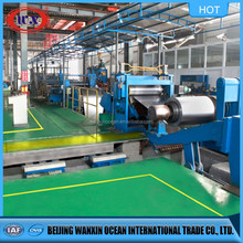 Chinese direct Factory supplied steel coil slitting machine and coil slitting line hot in Africa