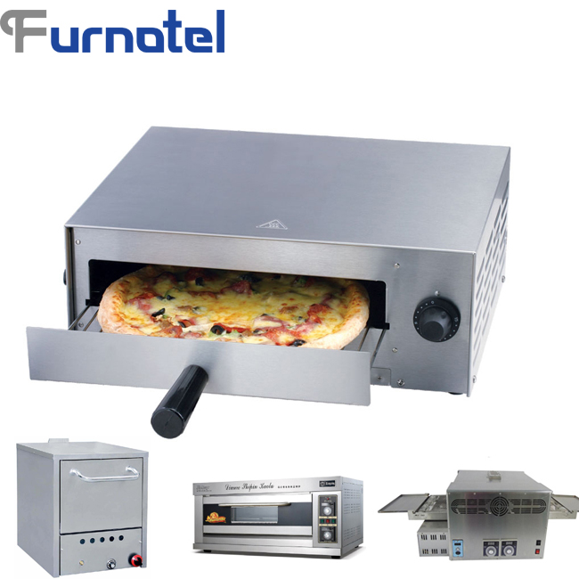One-stop Solution Commercial Bakery Equipment Electric Gas Industrial Bread Baking Pizza Oven Machine For Sale