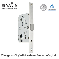 Single Bolt Magnetic Heavy Silent Euro Profile Door Lock