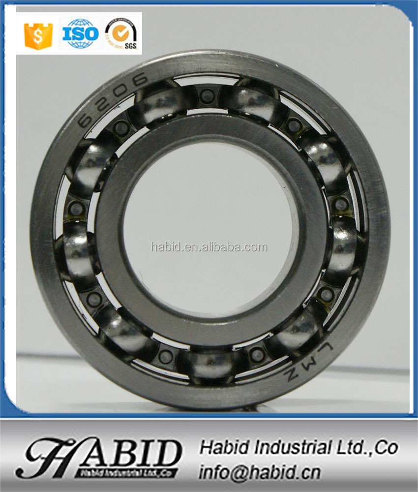 100% origin best price list deep groove ball bearing 6300