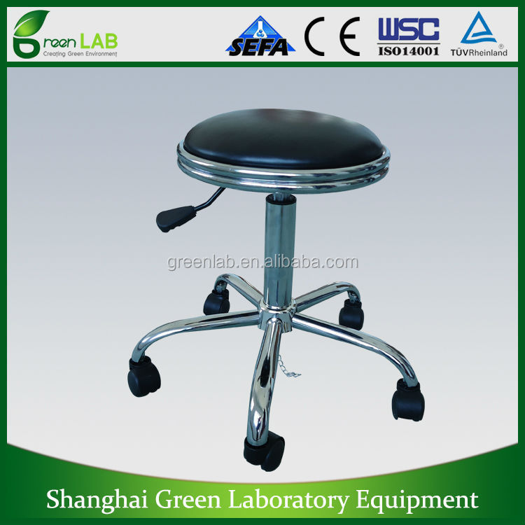 HOT SALE ! ! ! GREENLAB ESD metal industrial adjustable stools,swivel chair,desk and chair