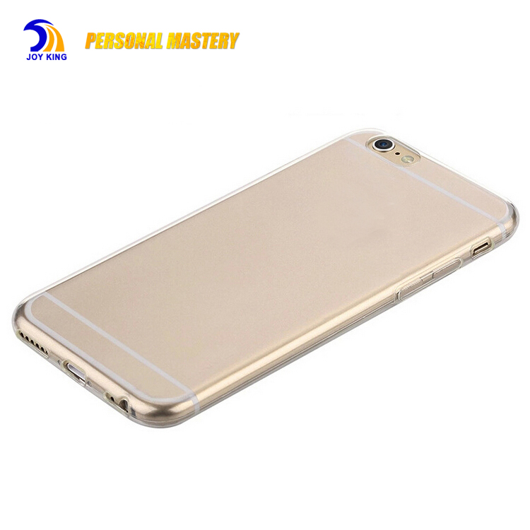 Newest best quality clear ultra thin transparent tpu case for iphone 6s , for XIAOMI 5/XIAOMI 5S