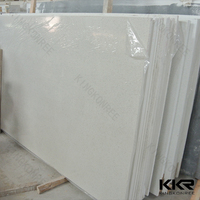kitchen countertop crystal white quartz/pearl white quartz slab/white star quartz stone
