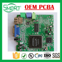 Smart Bes Electrical Control PCB Board Assembly, PCBA SMT PCB