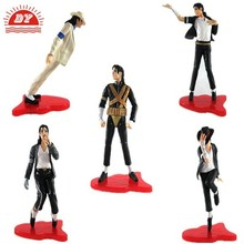 2017 New Fashion Personalized Plastic Michael Jackson Action Figure,New MJ Figure