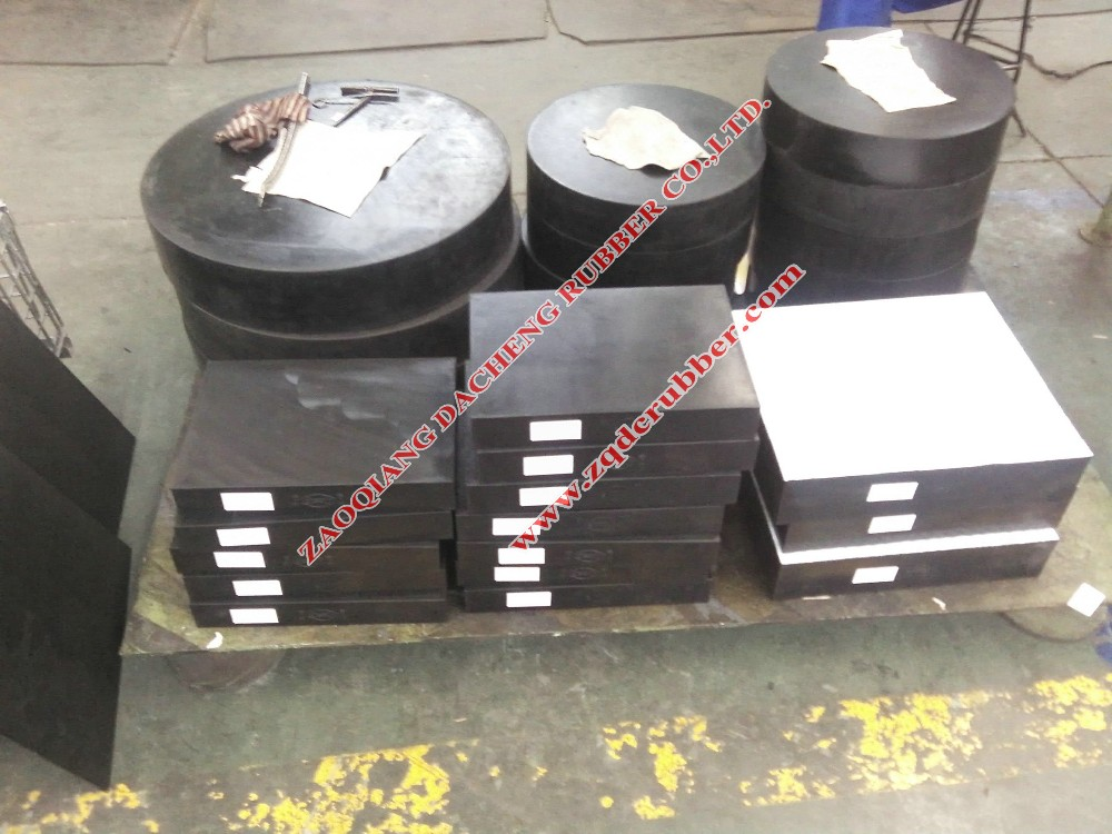 Elastomeric bearing pads for bridge supplier and manufacturer