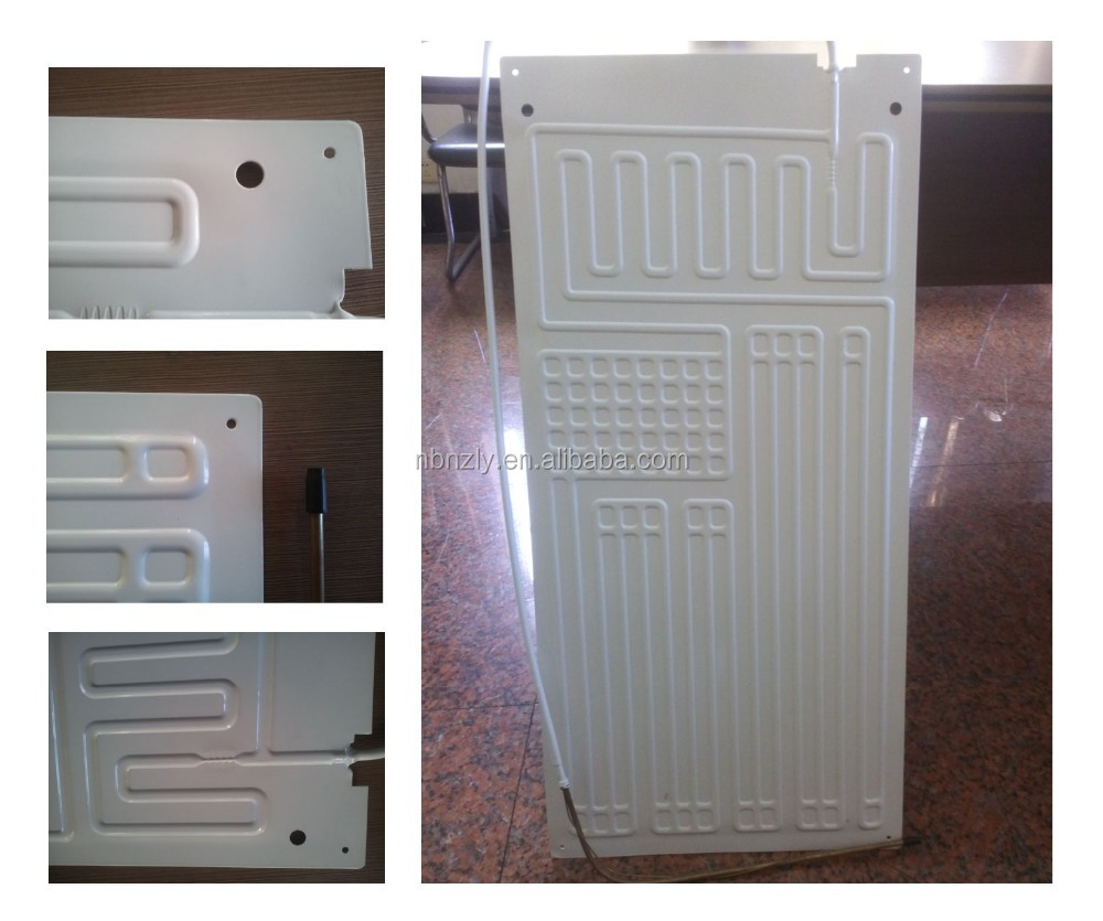 Roll Bond Evaporator For Refrigeration Equipment