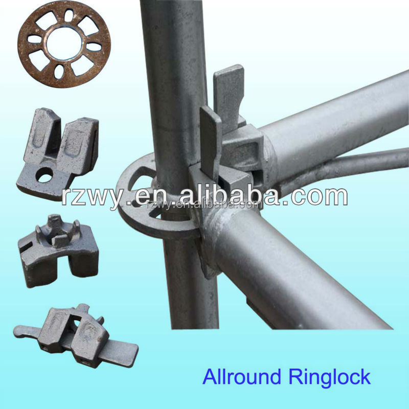 Galvanized Steel Scaffolding Material for Sale Pin Lock Scaffolding