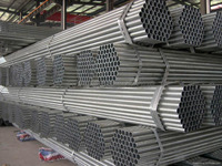 conduit thin wall pre galvanized carbon steel tube and pipe sizes /Lowest Price/water storag tank