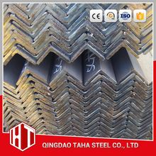 hot-rolled milled steel galvanized steel angle bar/structural steel angle weights