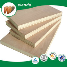 1220*2440mm BBCC grade okoume plywood for furniture usage