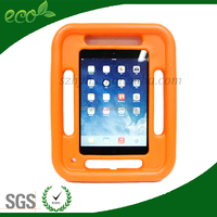 Kids safe portable shockproof Eva Foam tablet pc Case Handle new tablet cover