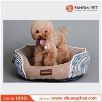 beauty quality shells nest shape dog bed for sale