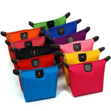 Canvas Printing Various Colors Small Chinese Jewelry Pouch With Zipper