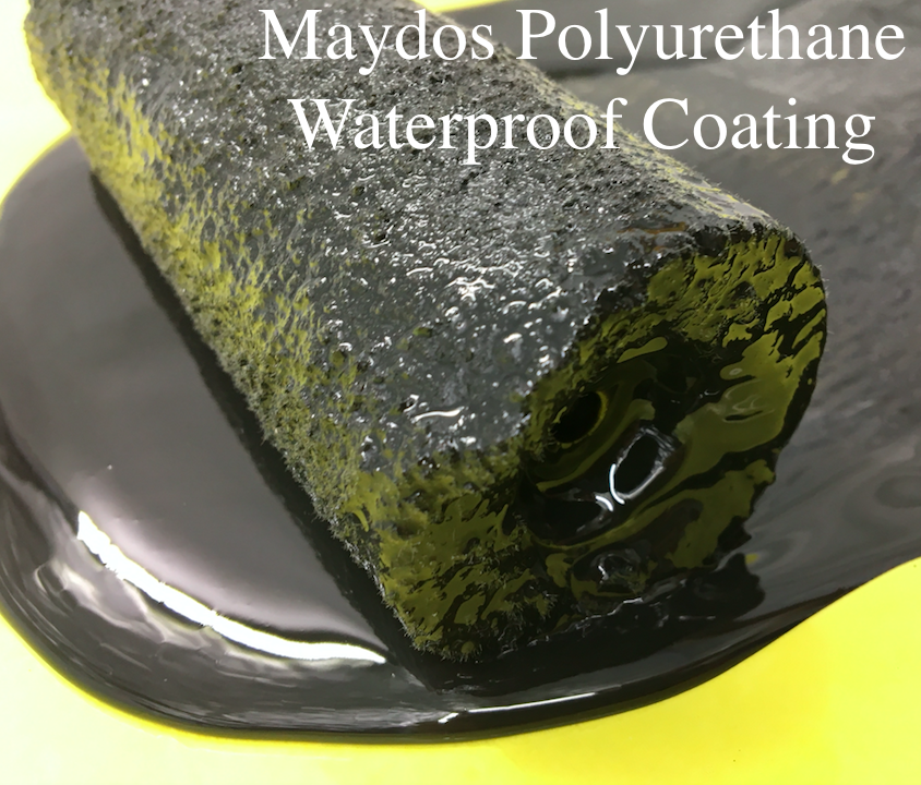 Maydos China Famous Brand Polyurethane Elastomeric Waterproof Liquid Membrane Coating