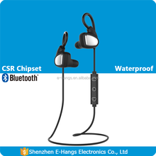 E-HANGS W3 Wireless Headphone Stereo Bluetooth IPX7 Waterproof Earphones Sport Bluetooth Headset