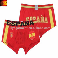 Men's Underwear Cotton Classics Women Flag Boxers High quality
