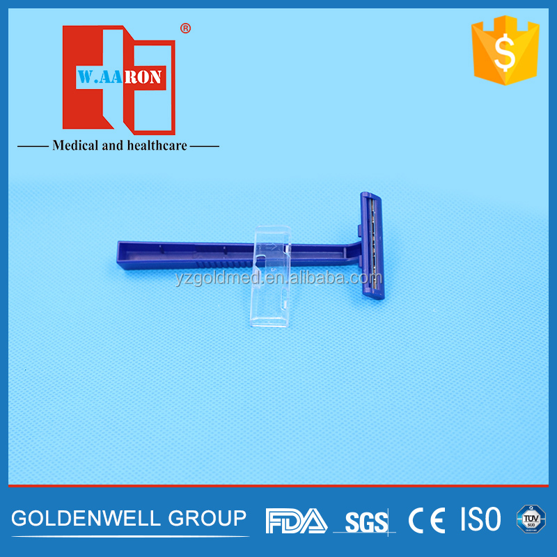 Disposable Safety Shaving Razor