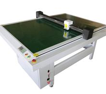 high quality oscillating blade corrugated box digital cutting machine new style