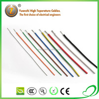 ul3135 high temperature silicone cable for microwave oven