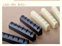 Unique guitar accessories material OX bone guitar accessories,Upper nut in guitar