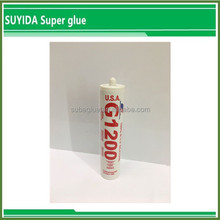 auto windshield/windscreen/glass rubber adhesive high adhesive