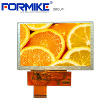 Factory 18 years OEM color display 5 inch tft lcd screen with 800x480 dots screen lcd panel