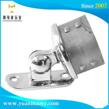 New products 2017 innovative product sliding railing wall mirror mounting brackets