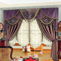 New designs electronic curtain rods wind proof curtain