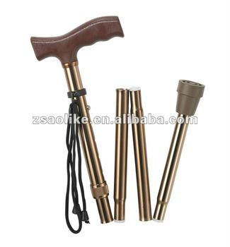 Folding Walking stick ALK527L