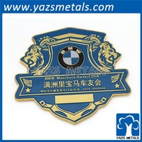 Metal craft factory direct supply metal luxury car emblem