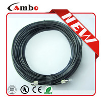 2.0mm FTTH FC / ST Connector 2/4 core outdoor fiber patch cord