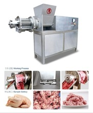Chicken Deboning Machine to separate meat and bone