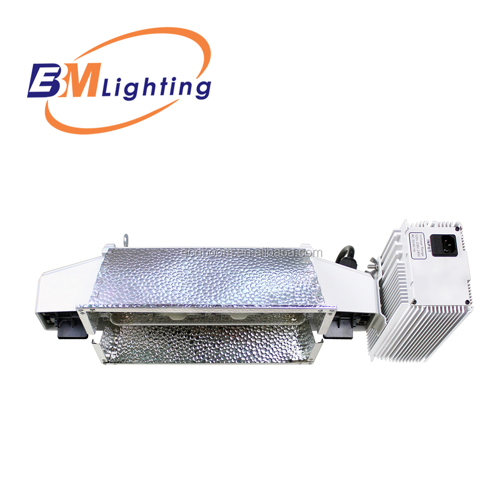 EBM Lighting Grow Light Ballast Fixture 630W/CMH/MH Digital Dimmable Electronic 120/240V