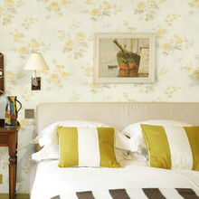 decorative pvc wallpaper for bedroom use