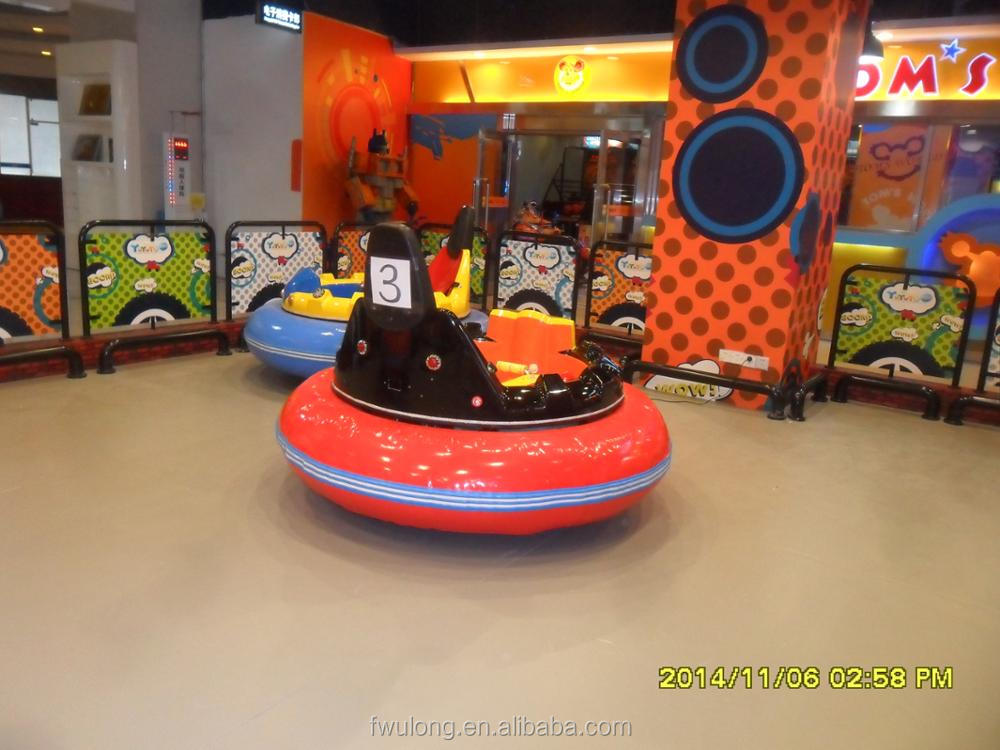 Amusement park kids ride inflatable UFO bumper car,chinese bumper car for sale