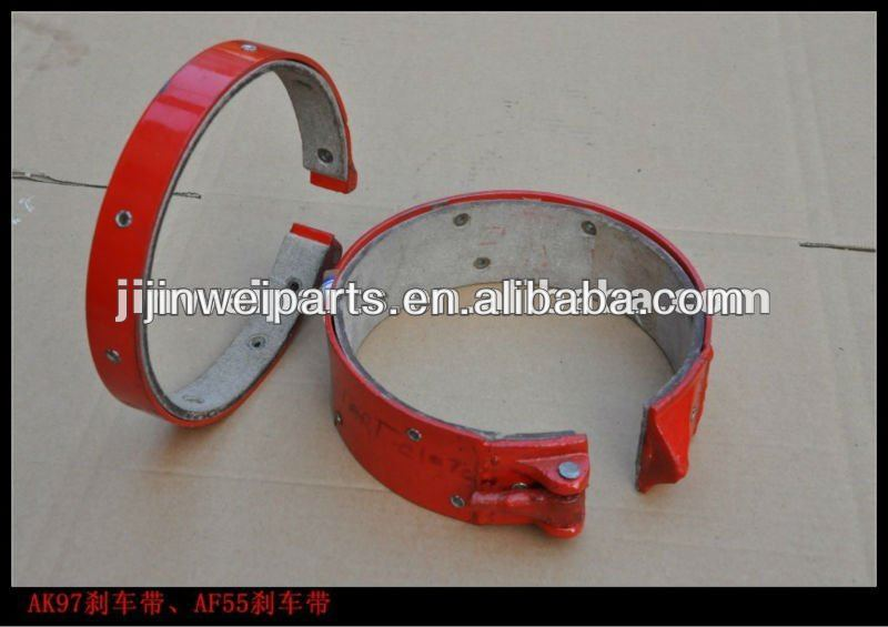 Rubber Brake Lining : Brake bands buy rubber lining in roll
