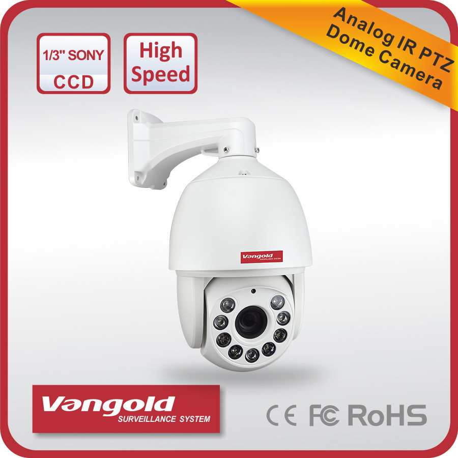 130 to 360 angle mobile view security camera/720p high speed ptz camera/ptz rs485 protocol high speed dome camera
