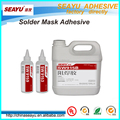 SW915B- easy peelable masque solder mask adhesive for pcb