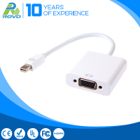 DP male to VGA Female converter/ Mini Displayport to VGA female adapter
